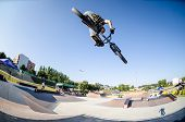 Daniel Serra During The Dvs Bmx Series 2014 By Fuel Tv