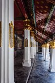Gallery In Wat Phra Kao
