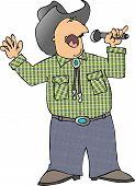 Vaquero cantante