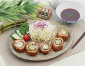 stock photo of chinese food  - Delicious Food