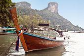 East Railay Beach (krabi Province, Thailand)