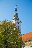 St. Nicholas Church in Zemun, Serbia