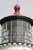 Fresnel Lens At Umpqua River Lighthouse