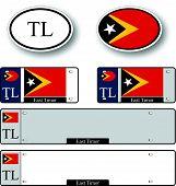 East Timor Auto Set