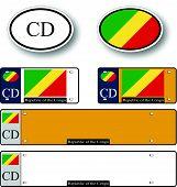 Republic Of The Congo Auto Set