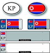 North Korea Auto Set