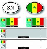 Senegal Auto Set