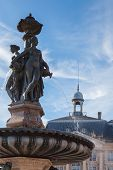 Bordeauxe, Place De La Bourse