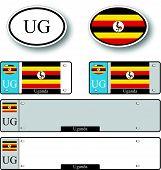 Uganda Auto Set