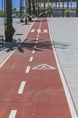 Cycle Track.