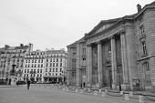 stock photo of laws-of-attraction  - Building of Law department of university of Paris Frrance - JPG