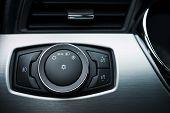 Car Exterior Lighting Control