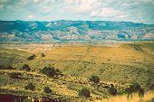 Rural Utah Landscape