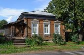 Old Small Wooden Country House