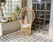 Luxury Rattan Chair