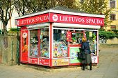 Lietuvos Spauda Newspapers Selling Network In Lithuania