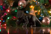 Toy Dinosaur For The New Year