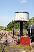 Brownhills West Railway Station.