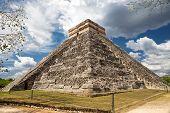 image of yucatan  - El Castillo  - JPG