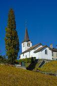 The Church At Fechy