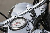 Speedo On Motocycle