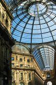 Historic Italian Mall poster