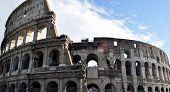 Roman Colosseum/Coliseum - Flavius amphitheatre