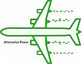 vector alternative power air bus