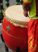 Chinese Drummer