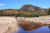 Acadia-Nationalpark in Bar Harbor, maine