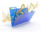 Music Folder.