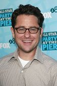 SANTA MONICA - JULY 14: JJ Abrams at the Fox TCA Summer Party in Santa Monica, California on July 14, 2008.