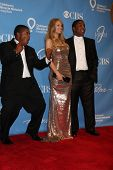 LAS VEGAS - JUNE 19:  Kyle Massey, Kim Matula, Christopher Massey in the Press Room of the  38th Daytime Emmy Awards at Hilton Hotel & Casino on June 19, 2010 in Las Vegas, NV.