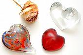Glass Hearts
