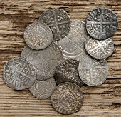 Ancient Siver Coins