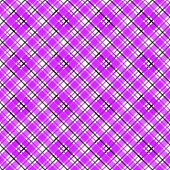 Valentine Day Tartan Plaid. Scottish Pattern In Pink And Black Cage. Scottish Cage. Traditional Scot poster