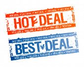 Best hot deal rubber stamps set.