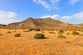 Tabernas Desert, Andalusia, Spain, Cinema Movie Location.