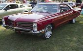 Red 1966 Pontiac