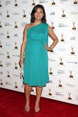 LOS ANGELES - SEP 20:  Morena Baccarin at the Emmys Performers Nominee Reception at  Pacific Design