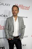 LOS ANGELES - SEP 19:  John Benjamin Hickey at the The Hollywood Reporter's Emmy Party at Soho House