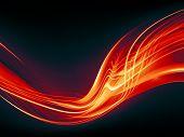 Fractal Waves Advancement