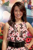LOS ANGELES - SEP 21:  Ming-Na Wen at the