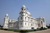 picture of saracen  - Victoria memorial - JPG
