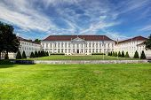 Schloss Bellevue, the Presidential palace in Berlin, Germany