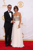 LOS ANGELES - SEP 22:  Harry Hamlin, Lisa Rinna at the  at Nokia Theater on September 22, 2013 in Lo