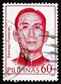 Postage Stamp Philippines 1985 Santiago Fonacier, Archbishop