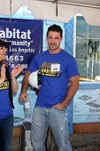 LOS ANGELES - MAR 8:  Ryan Paevey at the 5th Annual General Hospital Habitat for Humanity Fan Build Day at Private Location on March 8, 2014 in Lynwood, CA