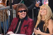 LOS ANGELES - MAR 6:  Richie Sambora at the Ray Parker Jr Hollywood Walk of Fame Star Ceremony at Walk of Fame on March 6, 2014 in Los Angeles, CA