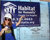 LOS ANGELES - MAR 8:  Lisa LoCicero at the 5th Annual General Hospital Habitat for Humanity Fan Build Day at Private Location on March 8, 2014 in Lynwood, CA